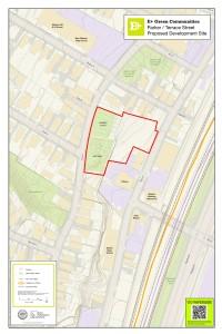 Parker Terrace Development Site